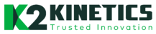 K2 Logo Horizontal Tag